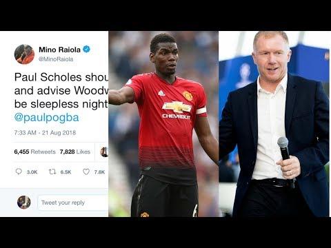 Paul Pogba agent Mino Raiola slams Paul...