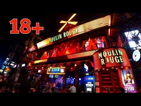 Ночная жизнь Пхукета 18+ | Улица Бангла Роуд | Bangla Road. Таиланд