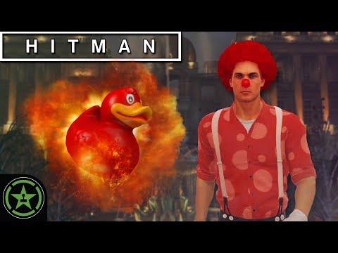 Let's Watch - Hitman Escalation - The Adamoli Fascination (#4)