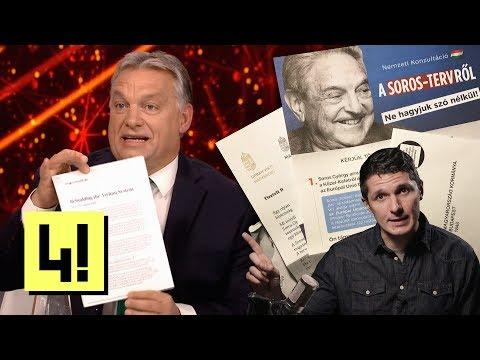 Élő adásban omlik össze a Soros-valóságshow