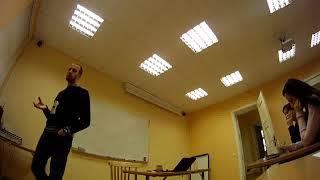 Максим Володин часть1из2 Почему мы боллеем эндокринная система 8 апреляа 2011 года в 18 30