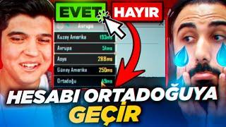 BARIŞ G'YE BÜYÜK KIŞKIRTMA!! (HESABINI PATLATTIK!!) | PUBG Mobile
