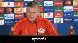 Haaland vor Wechsel nach Dortmund? | SPORT1 - TRANSFERMARKT