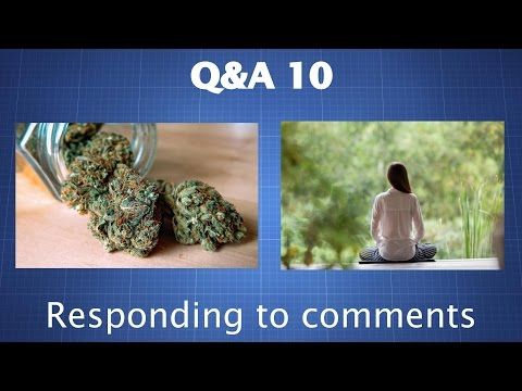 Q&A 10 - Cannabis For Addiction & Insomnia Aids (And More)