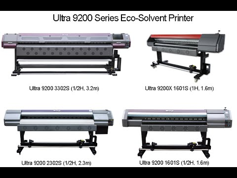 Wit-Color Terry | Ultra 9200 & Ultra 9100 series installation video