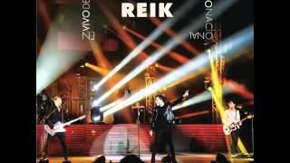 Reik ft samo - de que me sirve la vida (auditorio nacional 2013)