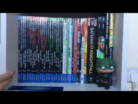 Graphic novel collection March 2017