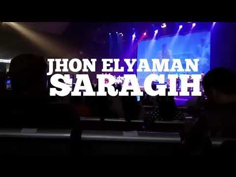 Jhon Elyaman Saragih - Live Concert' ( Gumis Ni Huting )