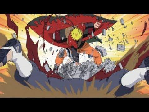 Naruto Vs Pain - AMV - Impossible - I Am King (Shontelle Cover)