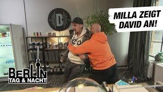 Berlin - Tag & Nacht - Milla zeigt David an! #1666 - RTL II