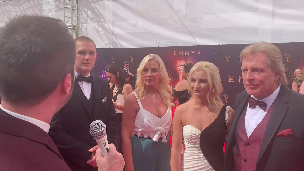 Deadliest Catch New Season 2020.The Deadliest Catch Captains Chat On 2019 Creative Arts Emmy Red Carpet