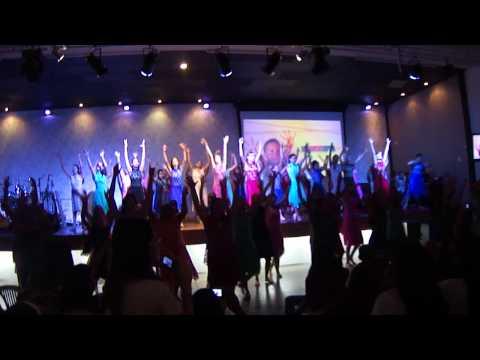 Movimentos de adoradores IBTA ( meu alvo)