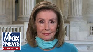 Chris Wallace presses Pelosi on coronavirus stimulus: 'Didn't you mess this up?'