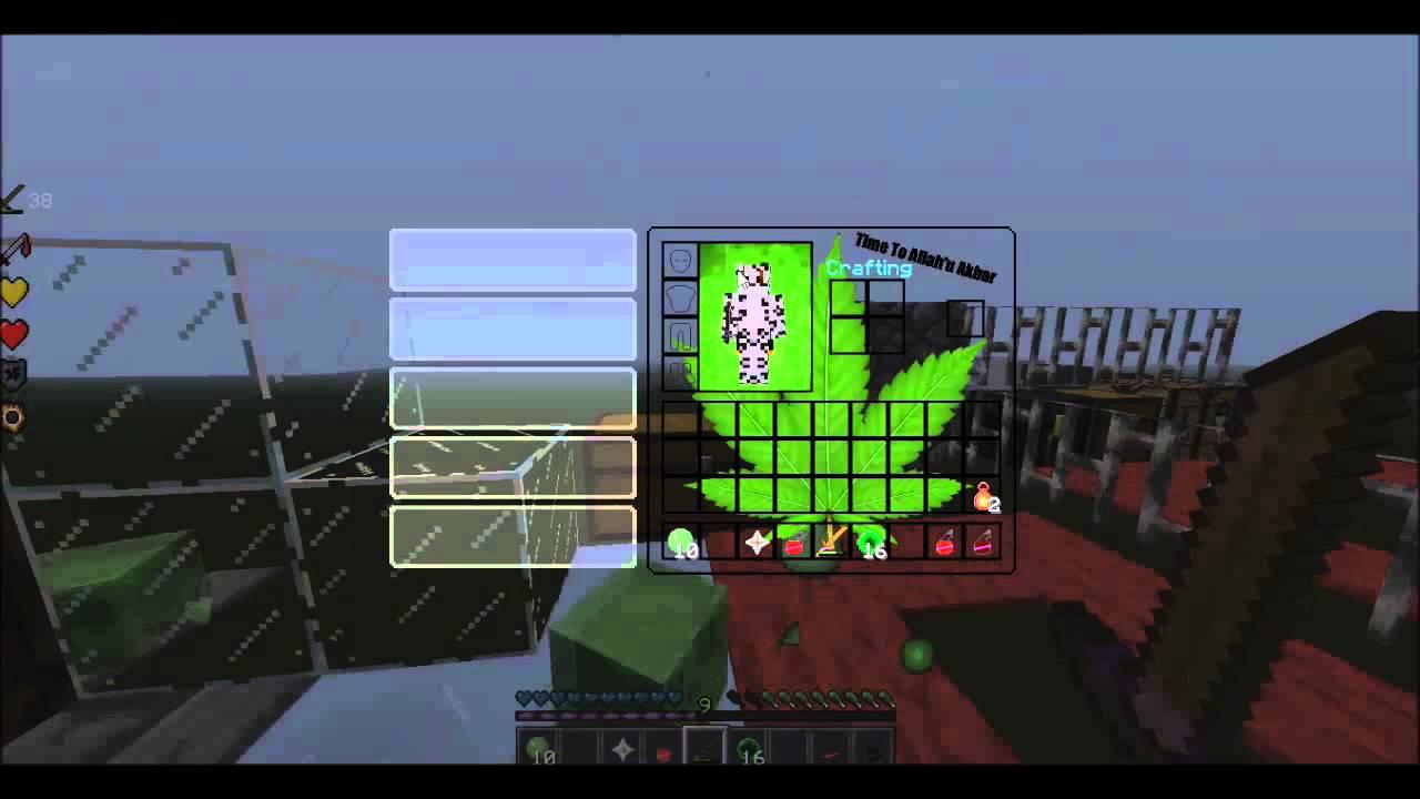 BigFight - Texture pack MLG/REKT FR Minecraft - YouTube