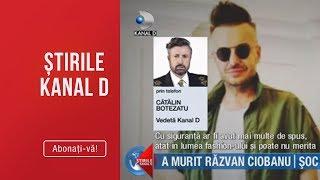 Stirile Kanal D (29.04.2019) - Razvan Ciobanu a murit! Editia de pranz