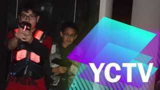 Laser Tag - Youth Center Round Up - YCTV 1403