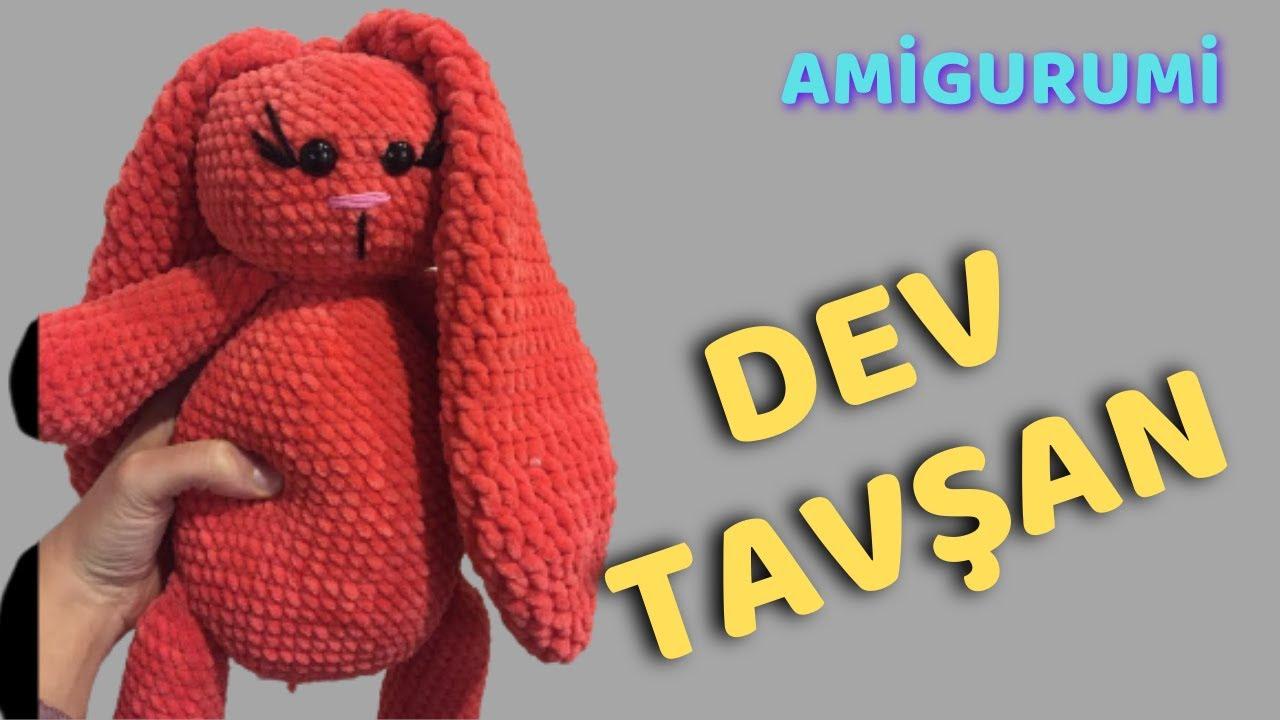 Uzun Kulak Tavşan Tarifi - Ücretsiz Amigurumi Oyuncak   720x1280