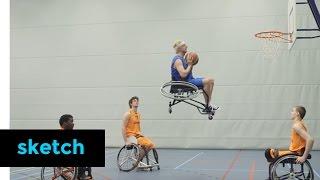 Klokko - Sportrolstoel 3000 | Het Klokhuis