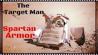 the target man level iii atc spartan ar500 body armor test hd