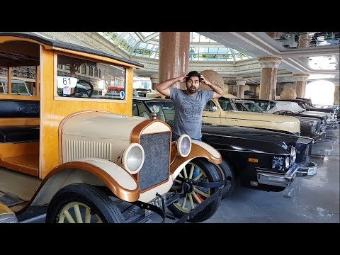 Most Expensive  Classic Cars Collection | Private Museum 😵