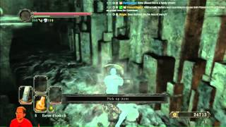 Dark Souls 2 - Shield-only Challenge (Full run)