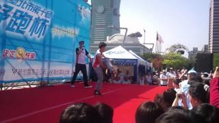 mba花式籃球隊 小夫表演