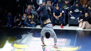 Final Battle: Panxito VS Nacho | BC One Chile Cypher