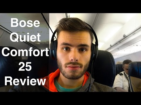 Bose QuietComfort 25 for Air Travel