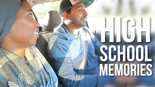 HIGH SCHOOL MEMORIES October 6, 2014 | Naptural85 Vlog