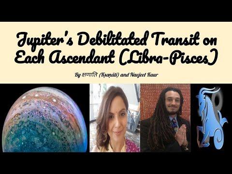 Transit Report: Jupiters Transit in Capricorn for Each Ascendant (Part 2)