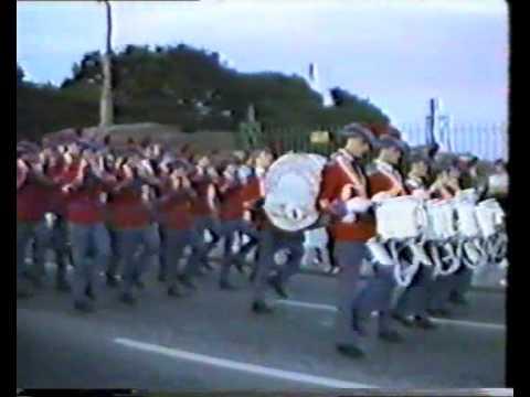 Portadown Defenders Parade 1988 Part 4