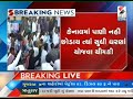 Farmers Protest demand to Release the canal in Botad