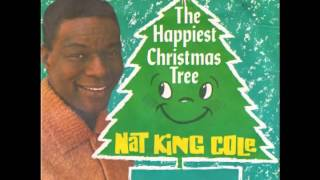 "Nat King Cole ""The Happiest Christmas Tree"" (Capitol) 1959"