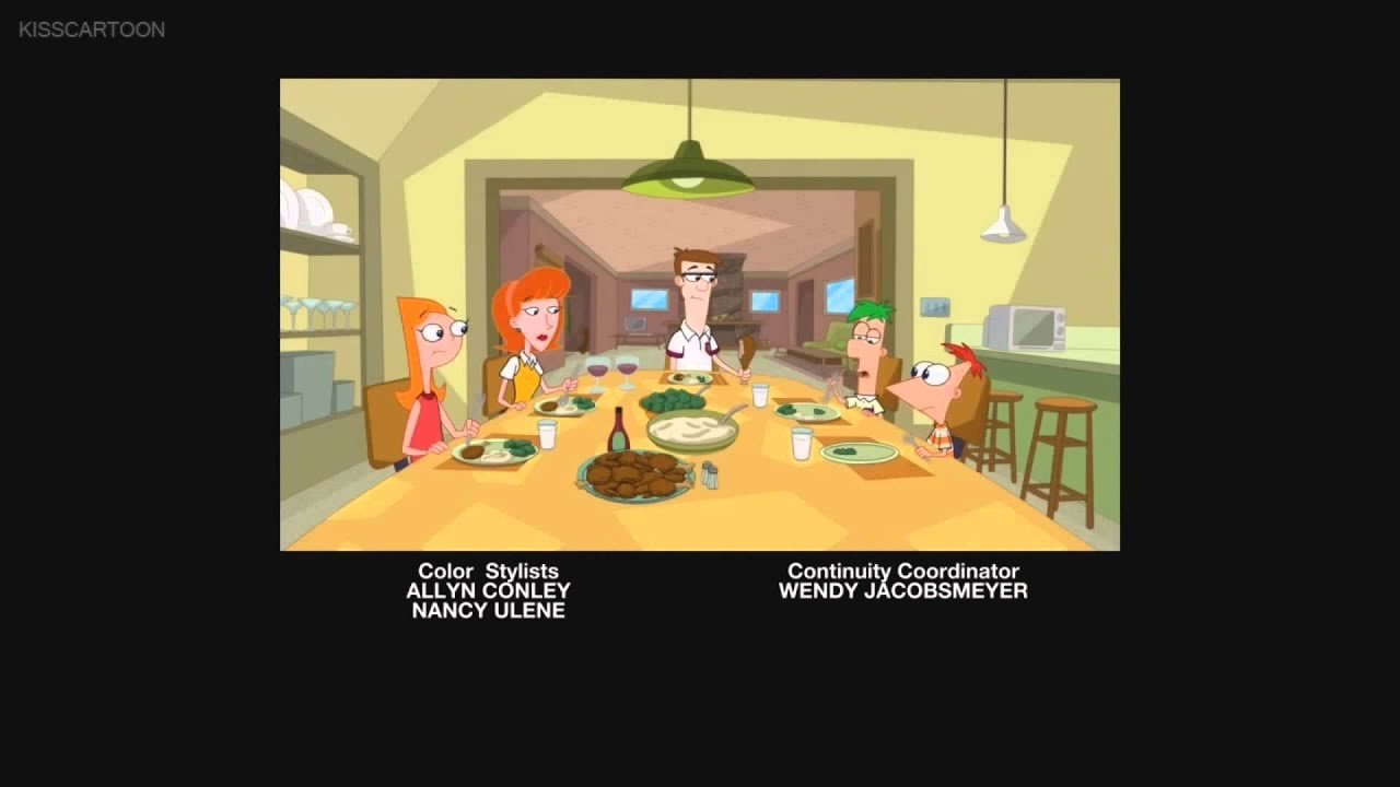 phineas and ferb the owca files end credits youtube