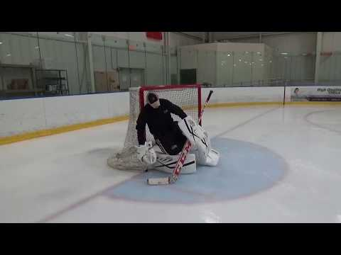 Hockey Tips and Tricks: Goalie Post Position