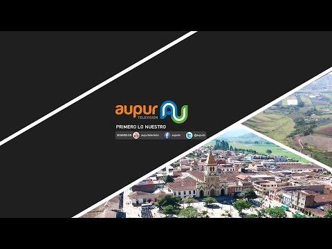 Emisión central de Noticias Aupur Televisión Febrero 10 de 2018