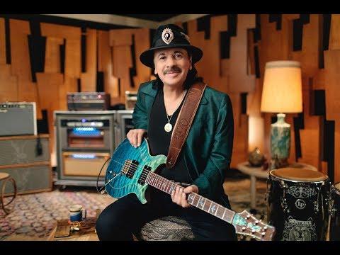 Martha Quinn - Carlos Santana Can Be Your Guitar Teacher