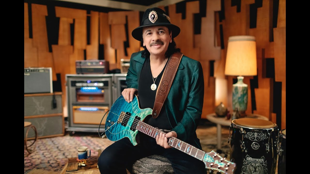 carlos santana teaches the art and soul of guitar youtube. Black Bedroom Furniture Sets. Home Design Ideas