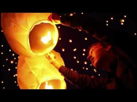 Sky lantern world record