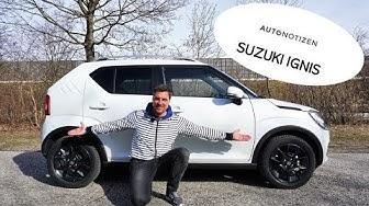 Suzuki Ignis Dualjet AllGrip 2019 Review / Test / Fahrbericht