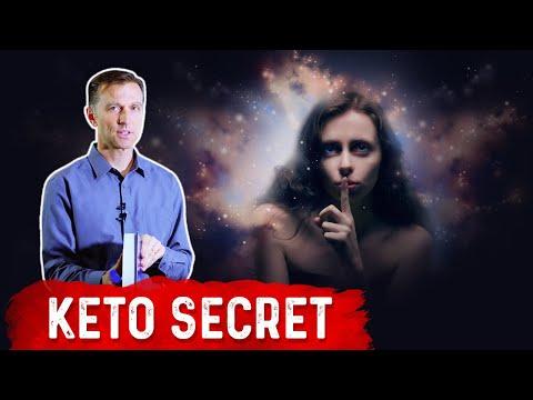 The Biggest Secret of the Keto Universe