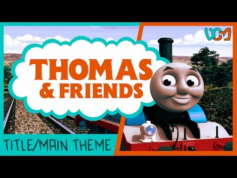 Thomas The Tank Engine (& Friends): Title Theme (Acoustic/Synth/Metal Cover Version) | Dacian Grada