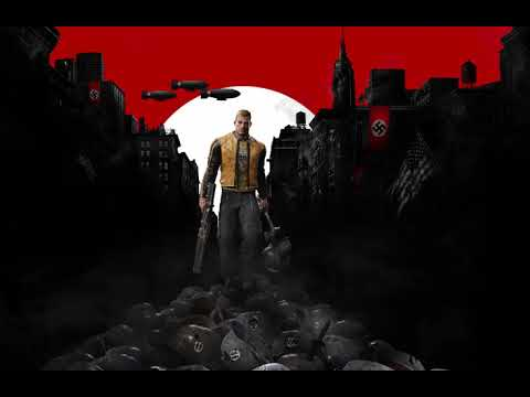 Wolfenstein II: The New Colossus end credits song - (We're Not Gonna Take It, by Veilröth)