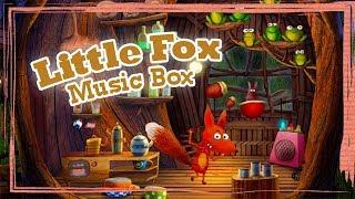 Little Fox Music Box - Kids songs - Sing along