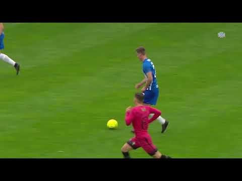 Hør Mathias Kristensen reaktion på drømmemålet