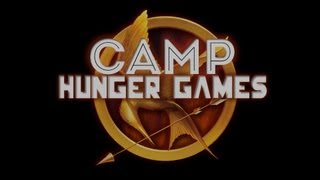 Children Fight To Death at Camp Hunger Games?