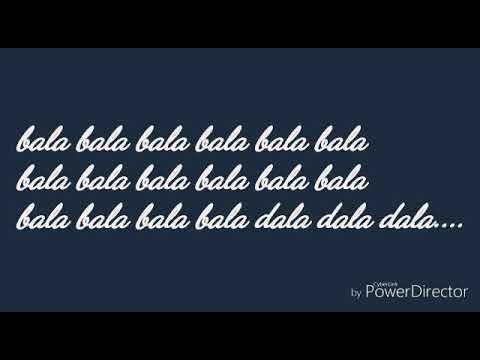 Bala ft. Tony Montana | English Song Whatsapp status | Bala song with lyrics |