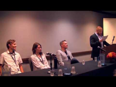 Sustainability Tech & Cultivation Panel Discussion at New West Summit Oct 2016