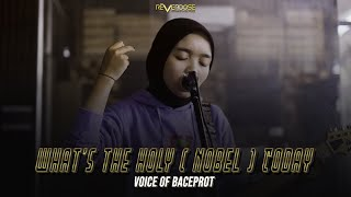 What's The Holy ( Nobel ) Today - Voice of Baceprot ( VOB )