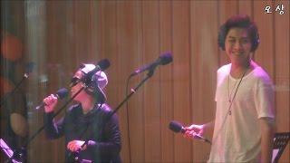 150402 두시탈출 컬투쇼 송은이(Song Eun-Yi) & 송승현(Song Seung-Hyun) - 나이-키